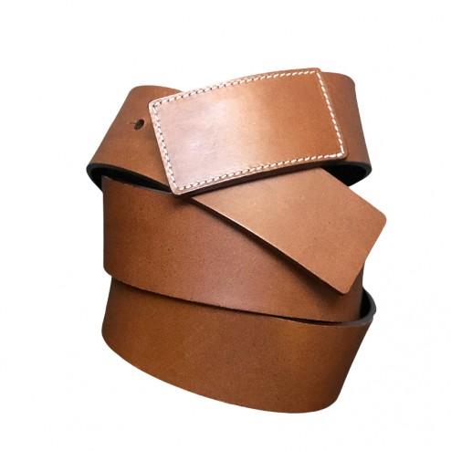 belt natural brown